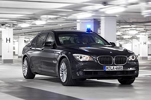 BMW 7er High Security (Modell F03)