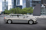 Der BMW 5er Limousine, Langversion für China (Modell F18).