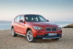 BMW X1, Faceliftmodell E84, ab 2012