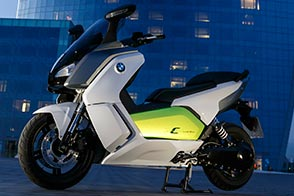 BMW C evolution (2013 - 2016)