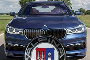 BMW Alpina B7 BiTurbo Allrad Langversion